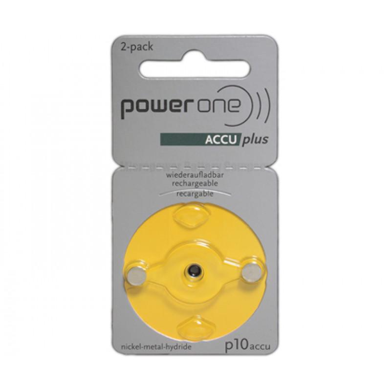 Аккумулятор Power One Accu Plus Rechargeable p10