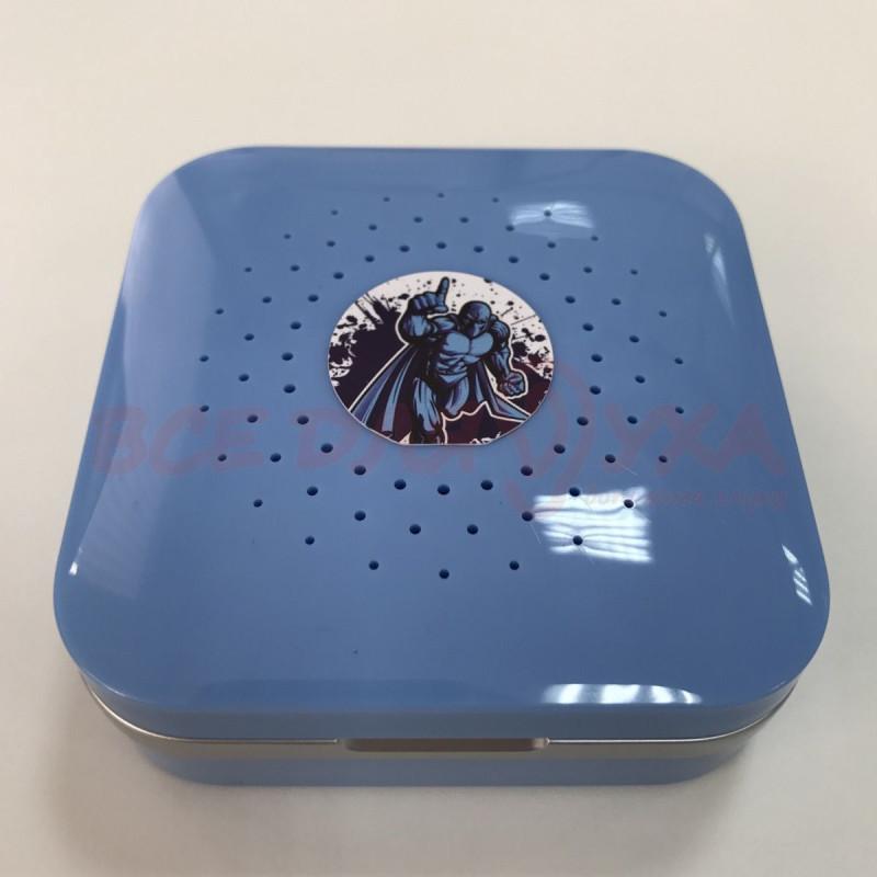 Устройство для сушки, дезинфекции и хранения Dry-Care UV – Kids edition blue