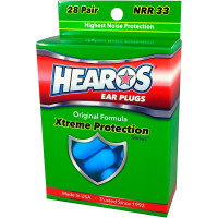 Беруши HEAROS XTREME PROTECTION NRR33, 28 пар