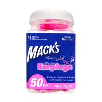 Беруши Mack's DreamGirl, 50 пар