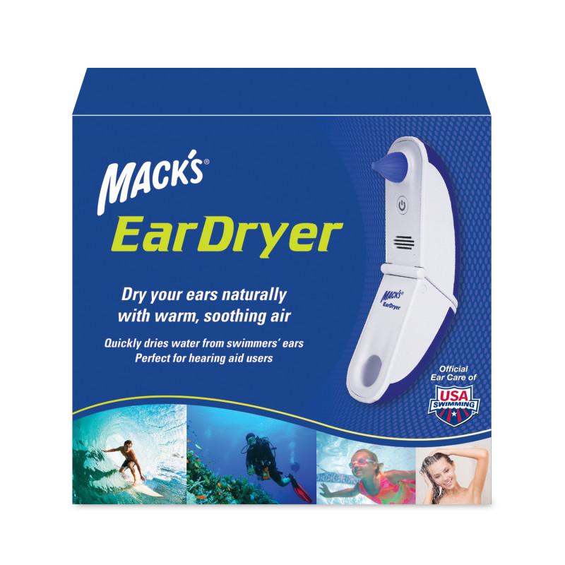 Устройство для сушки ушного канала Mack's EarDryer