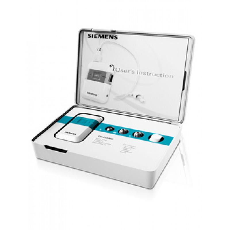 Слуховой аппарат Siemens Pockettio Digital MP