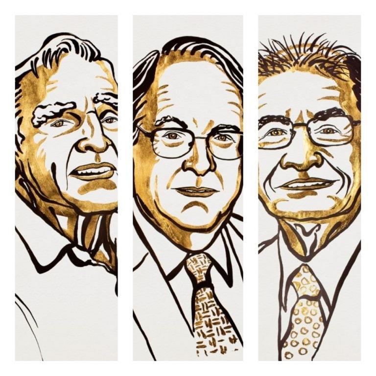 О премии Нобеля по химии 2019 года