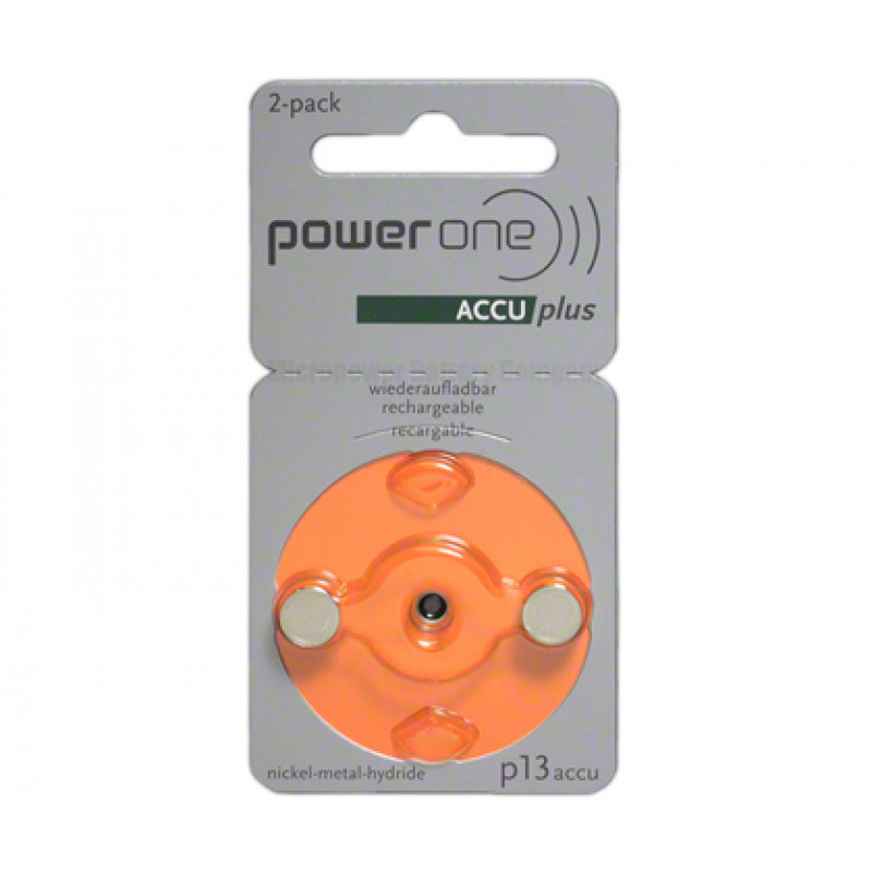 Аккумулятор Power One Accu Plus Rechargeable p13