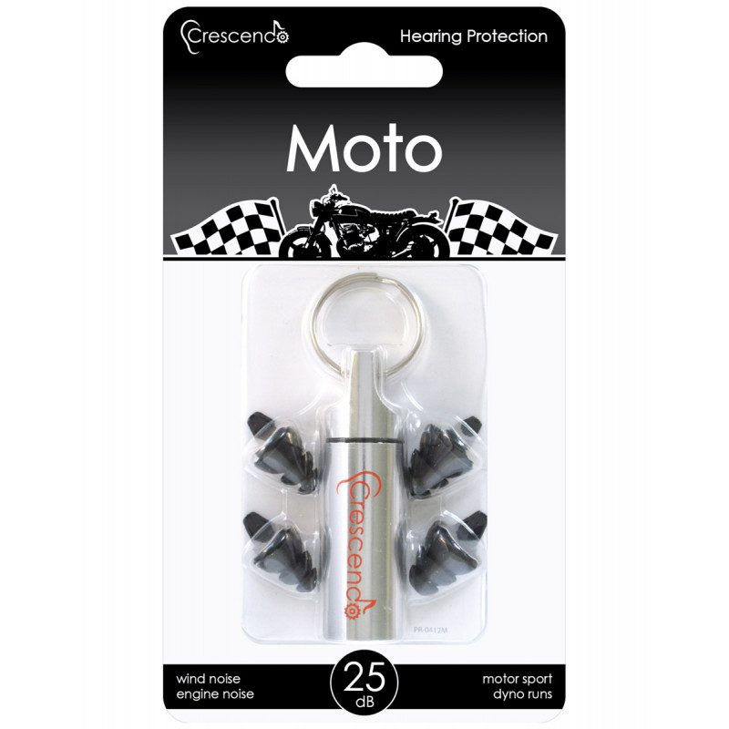 Беруши Crescendo Moto