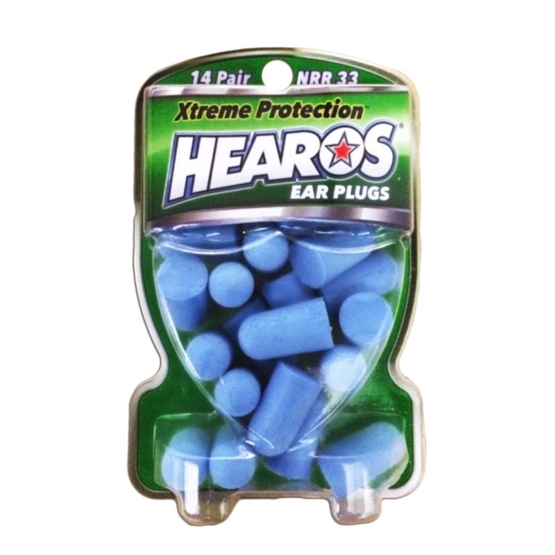 Беруши Hearos Xtreme Protection, 14 пар