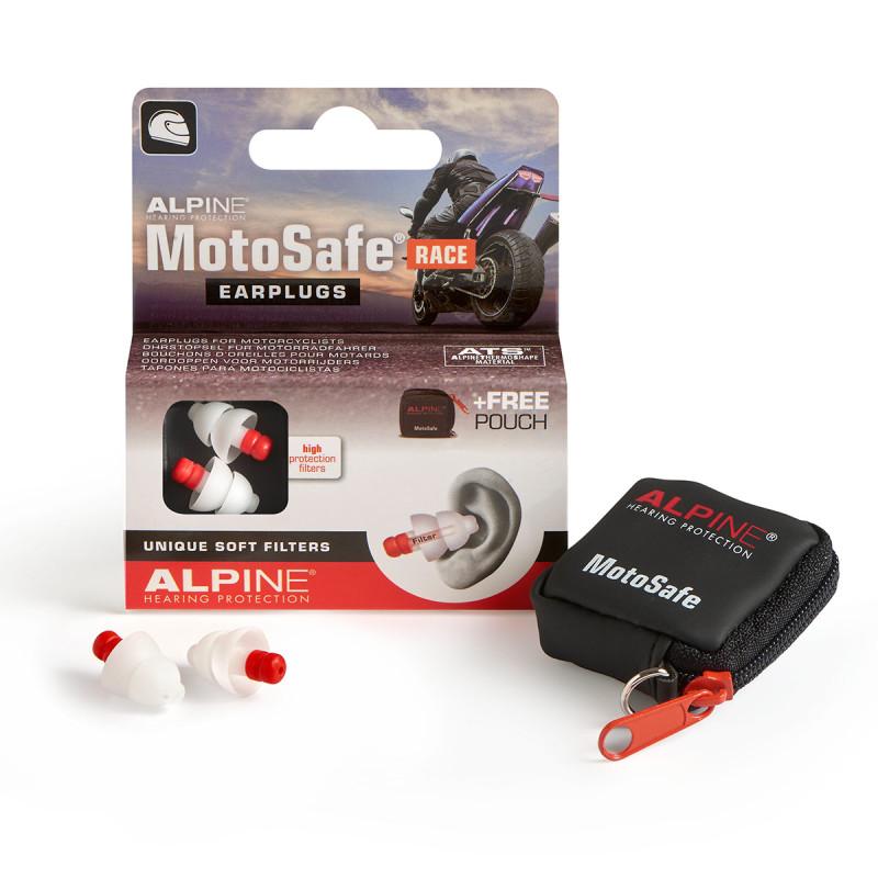 Беруши для мотоциклистов Alpine MotoSafe