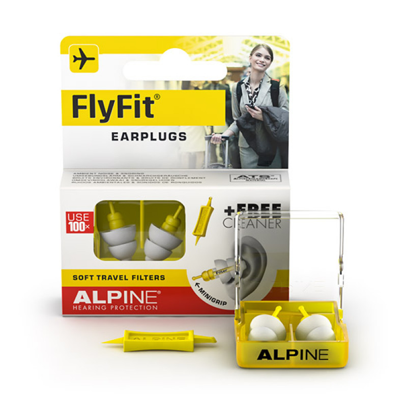 Беруши Alpine FlyFit