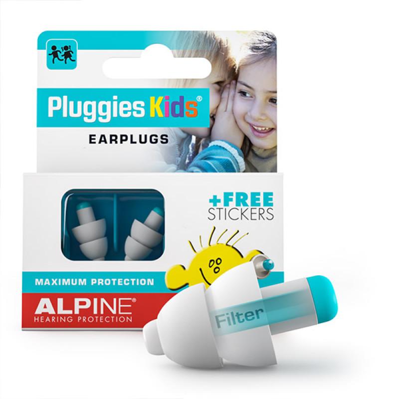Беруши Alpine Pluggies Kids