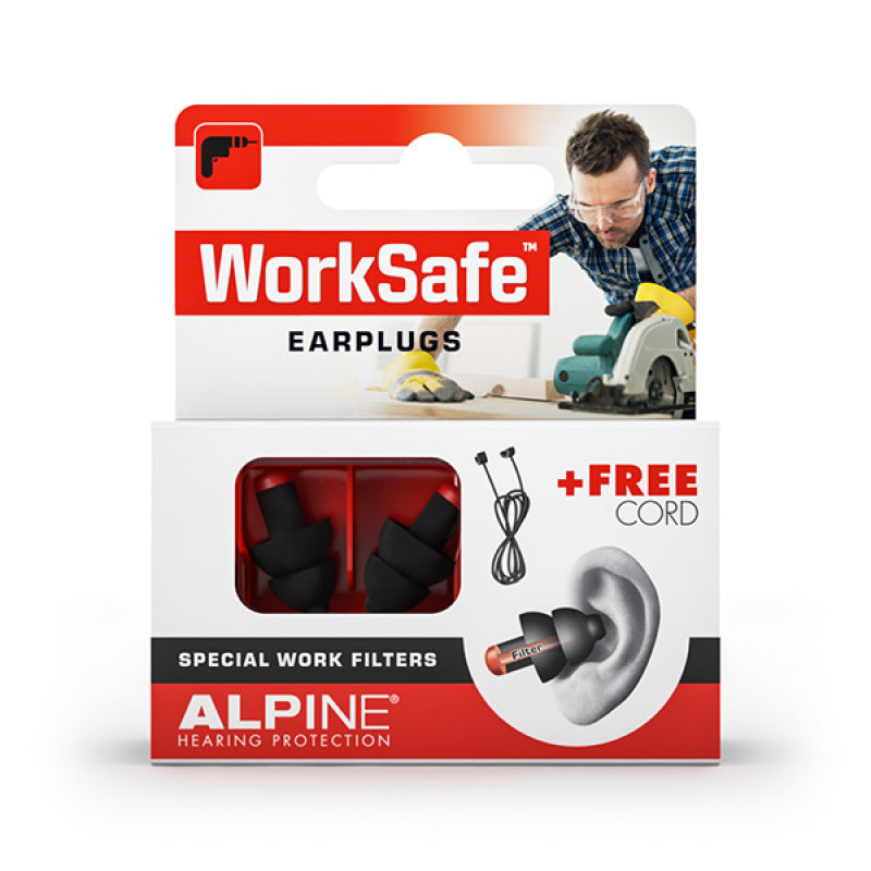 Беруши Alpine WorkSafe