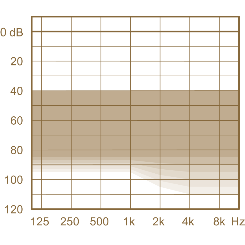 Слуховой аппарат Widex Dream D110-FS