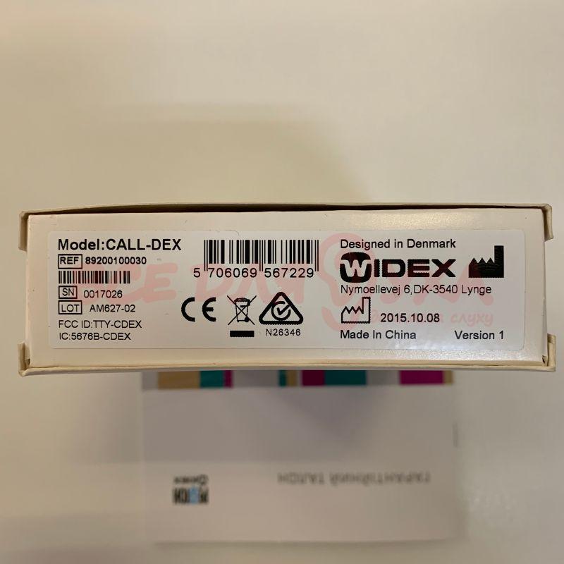 Передатчик Widex CALL-DEX